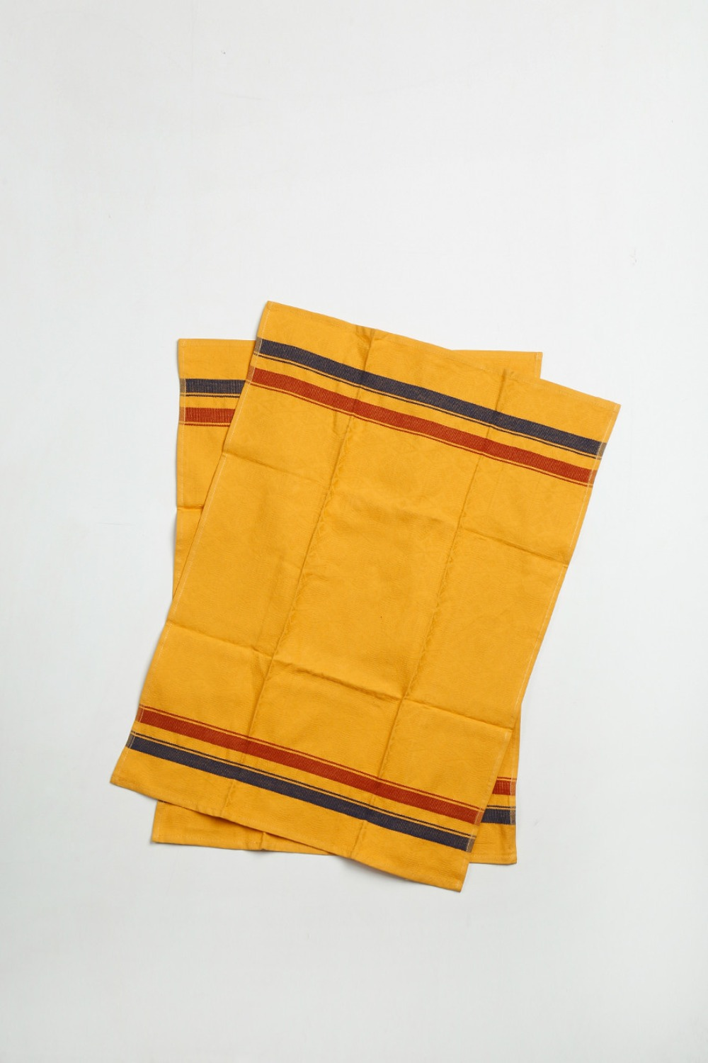 NATIONAL PARK DISH TOWEL (SET OF 2) (XW717) YELLOW