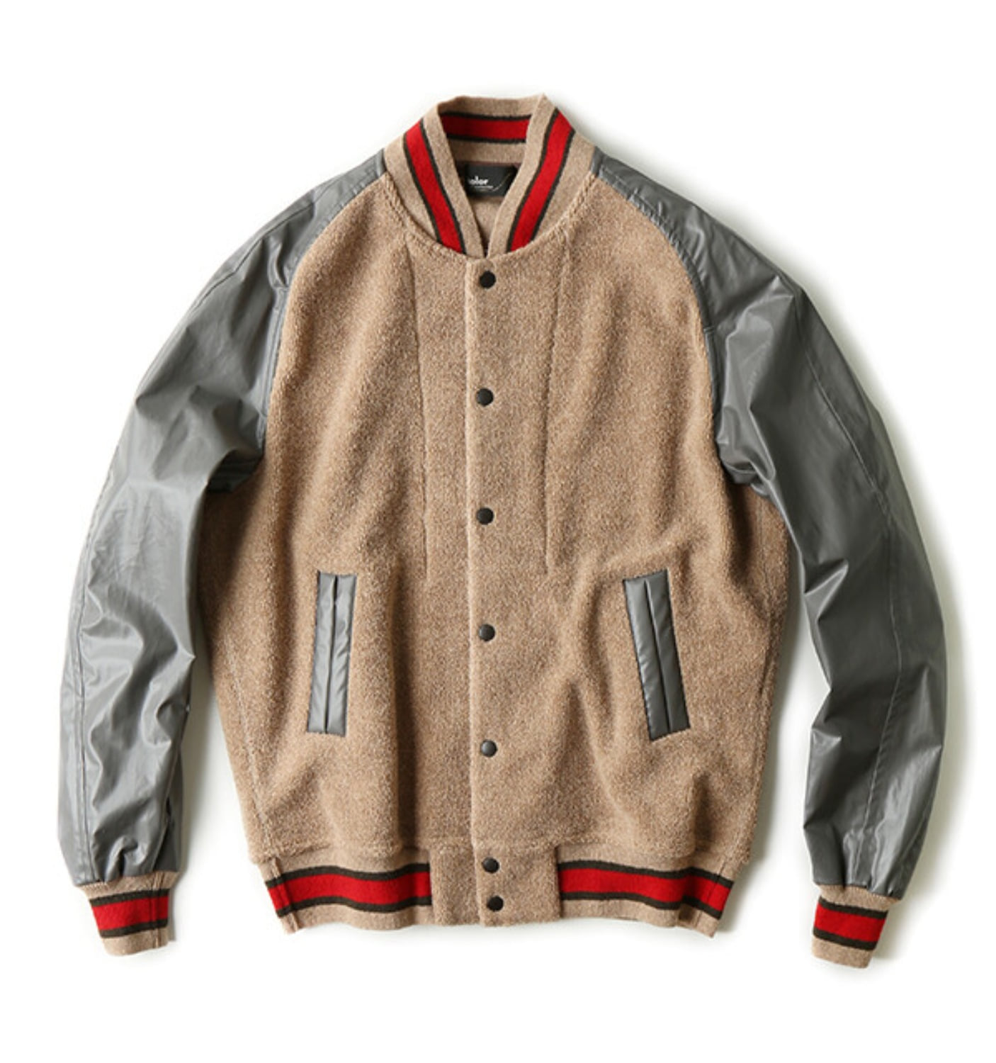 KOLOR STADIUM JACKET BEIGE (G09203)
