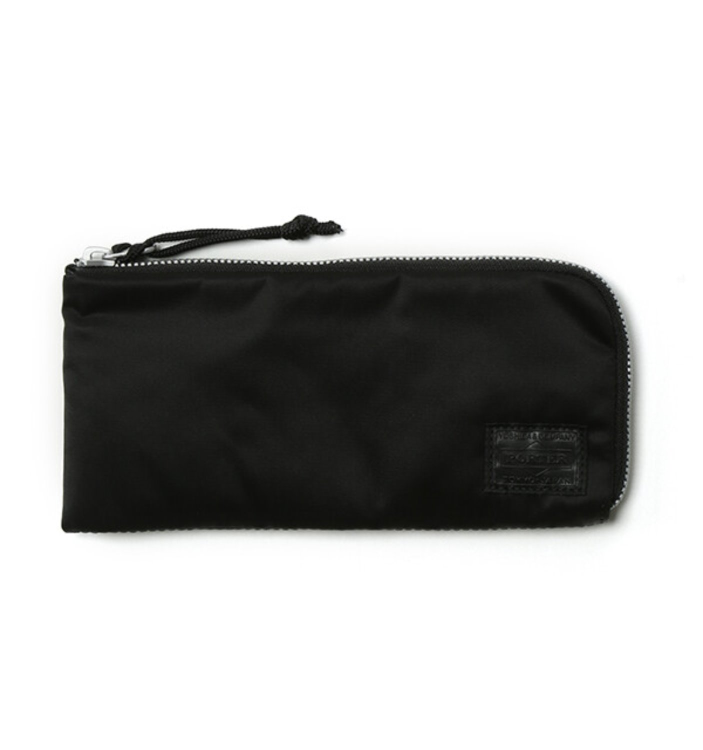 BAL/PORTER® FLGHT NYLON THIN WALLET(L) BLACK