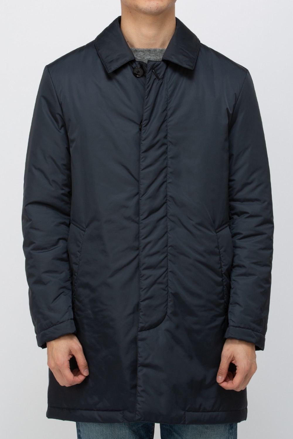 (MO 5507)IMPERIAL THERMAL SHORT COAT MIDNIGHT
