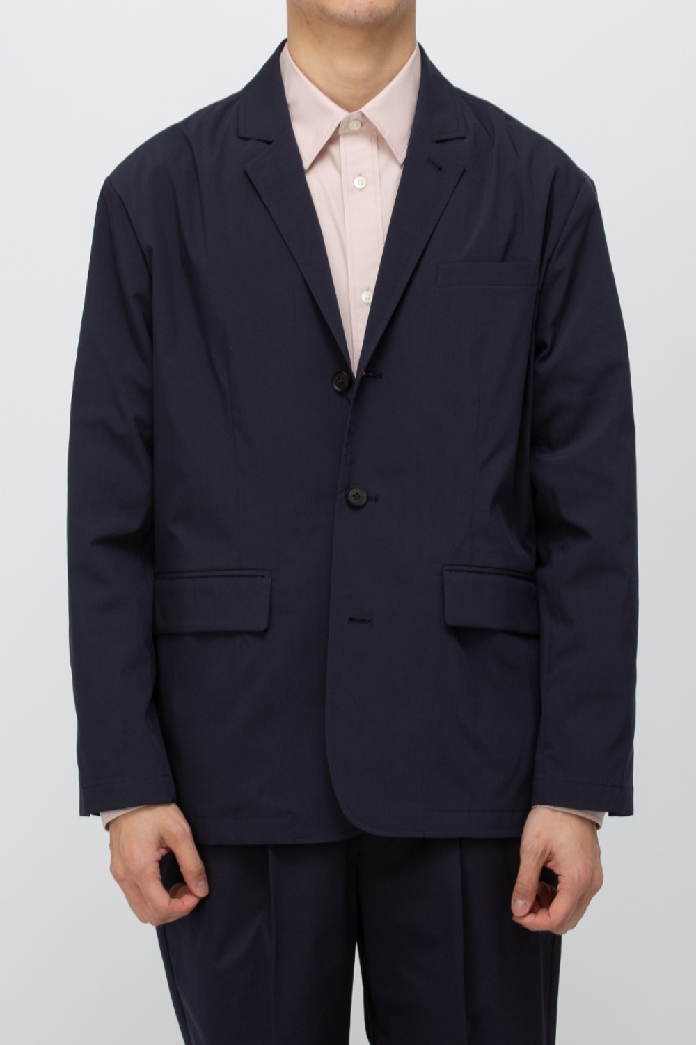 RECYCLED POLY SLUMBER JACKET NAVY