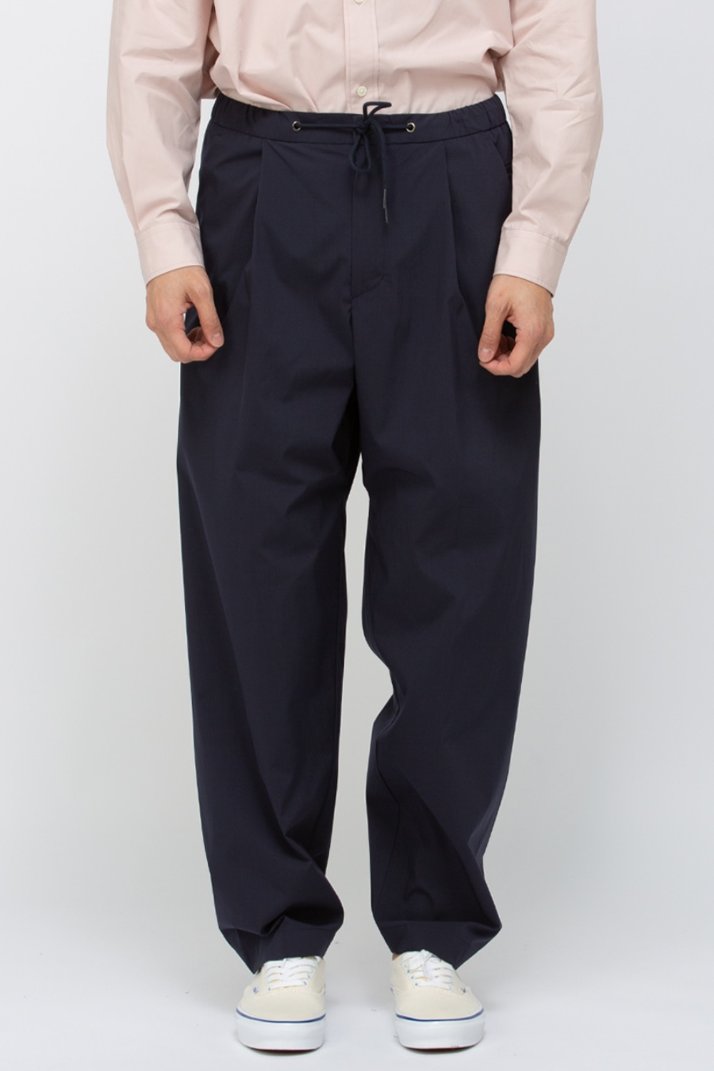 RECYCLED POLY SLUMBER PANTS NAVY