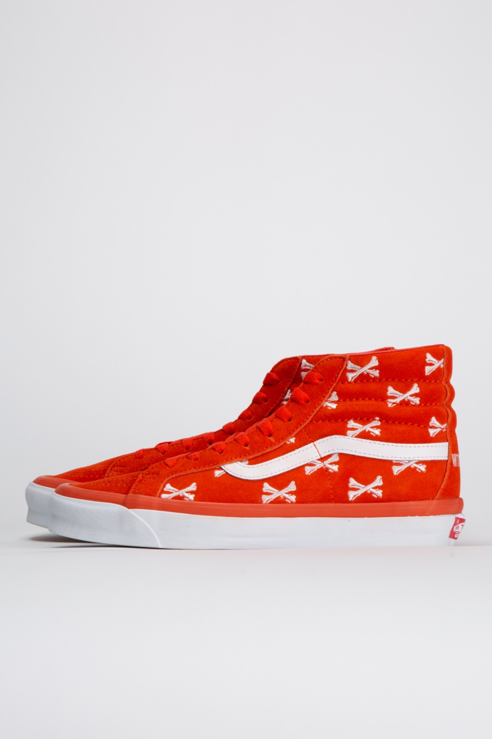 OG SK8-HI LX(WTAPS)BONES/ORANGE/WHITE