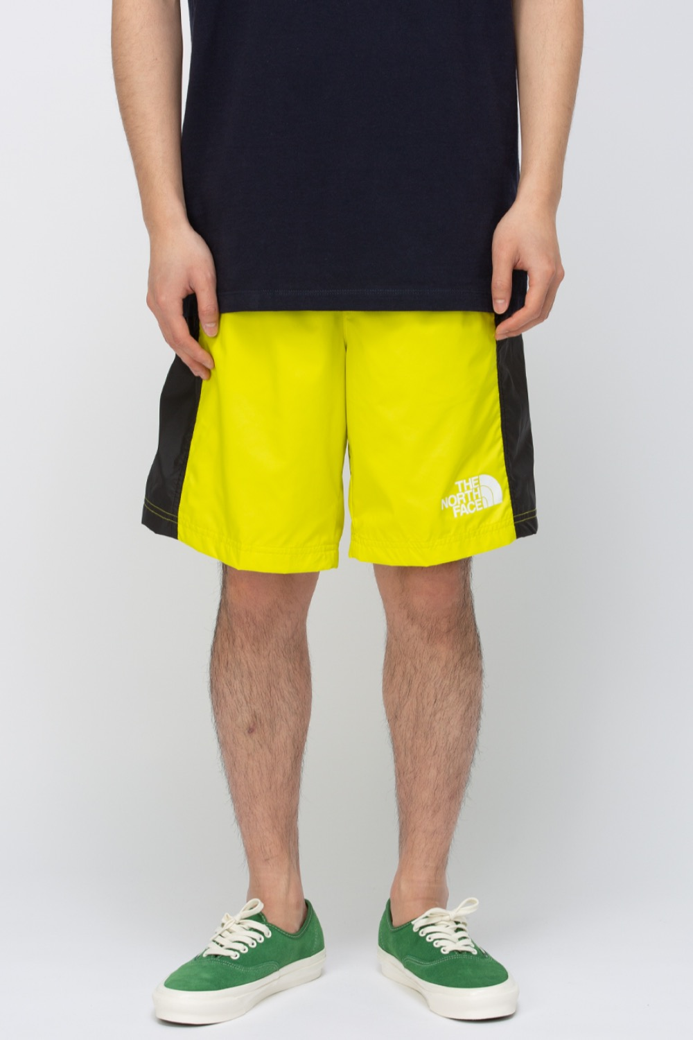 (NS6NM05)M'S HYDRENALINE WIND SHORT NEON YELLOW