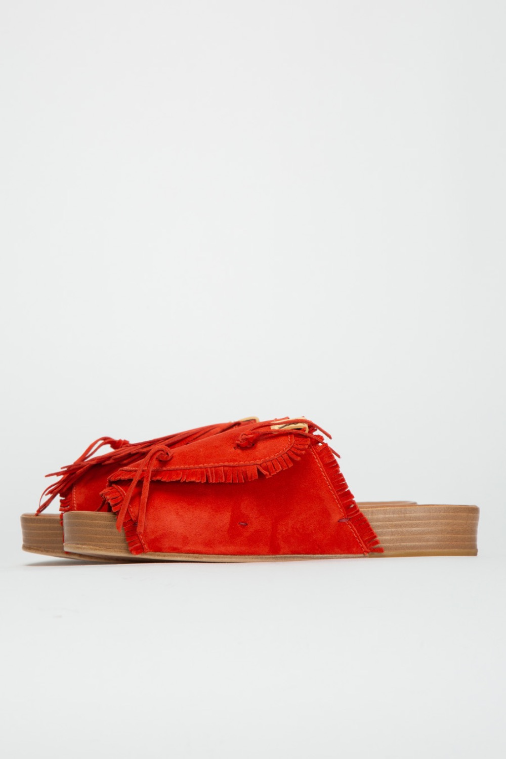 CHRISTO SHAMAN-FOLK RED