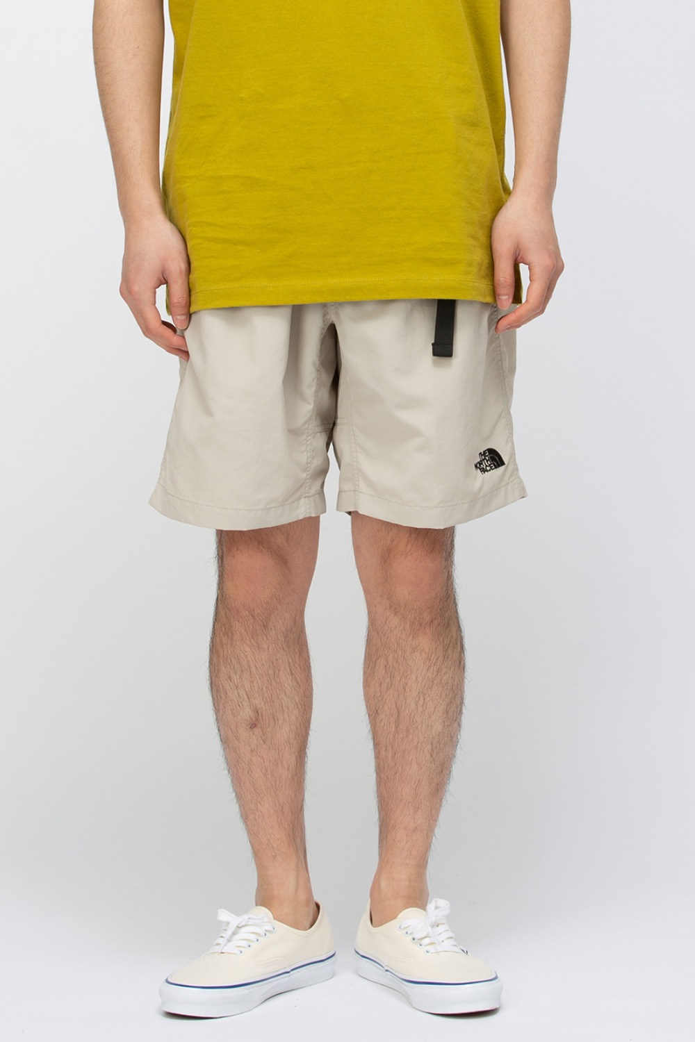 (NS6NM20) PROTECT DAILY SHORTS LIGHT BEIGE